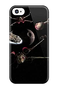 Flexible Tpu Back YY-ONE For Iphone 4/4s - Star Wars