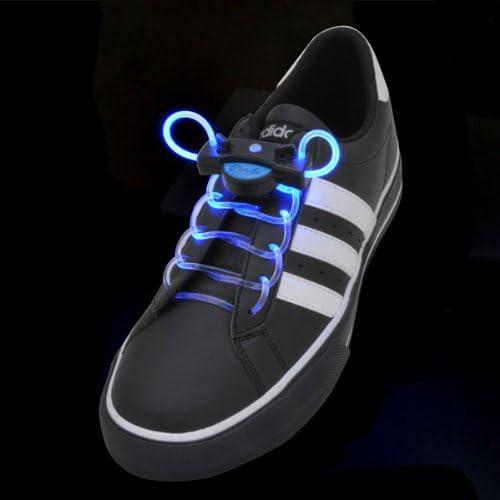 【光る靴ひも】フラッシュ ストリング(ブルー)
