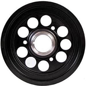 Powerbond Balancers PB1117-SS LS1 7.5 SFI Approved Steel Harmonic Balancer for Small Block Chevy
