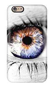 High Quality Strange Eyes Hd 1080p Case For Iphone 6 / Perfect Case