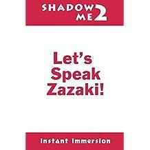 Shadow Me 2: Let's Speak Zazaki! (Shadow Me Language Series)