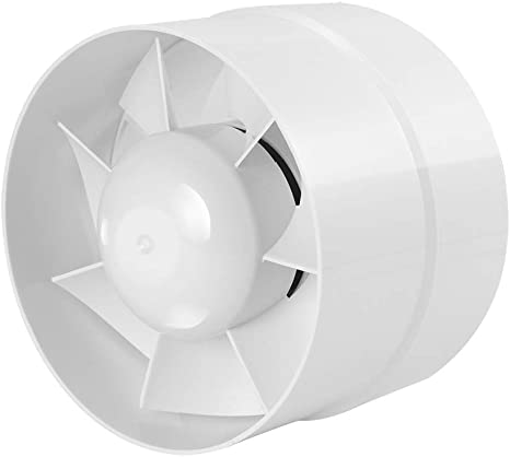 Nexmon Extractor Ventilador, sistema de ventilación de flujo de ...