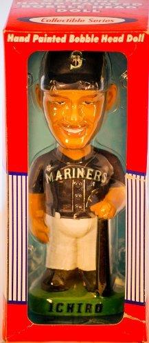 Ichiro Bobble Head (Ichiro Bobble Head Doll)
