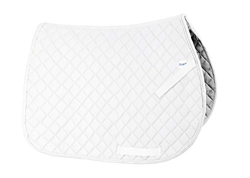 Perri's Everyday Saddle Pad, White for sale  Delivered anywhere in USA