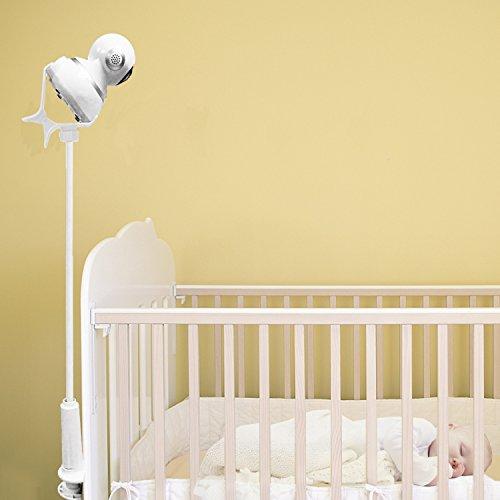 Glorybear Baby Monitor Camera Mount Like Wall Shelf And