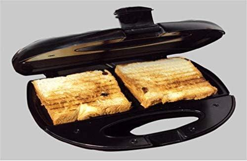 LY-JFSZ Appareils À Sandwich Et Presses À Panini, Sandwich Antiadhésif Marque Barbecue Électrique Intérieure Petit Déjeuner Machine