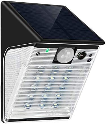 ENSTER Wireless Floodlight Detection Waterproof product image