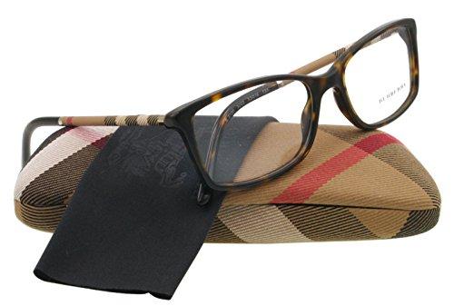 Burberry BE2120 Eyeglass Frames 3002-5316 - Dark Havana