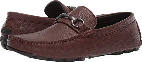 Unlisted by Kenneth Cole Men's Hope Lake Driving Style Loafer, Brown 13 M US