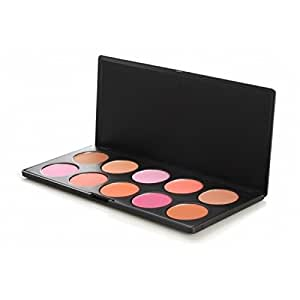BHCosmetics 10 Color Blush Palette