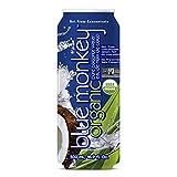 BLUE MONKEY Blue Monkey Organic Coconut Water 500mL, 12 Count