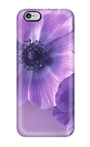 Iphone 6 Plus Case, Premium Protective Case With Awesome Look - Subtle Florals
