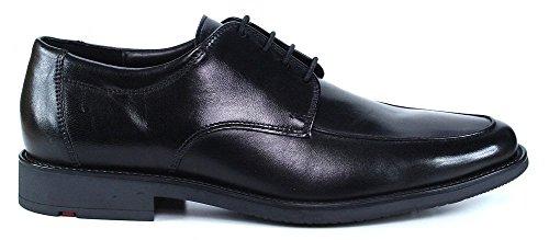 Lloyd Shoes GmbH Nevada Größe 40.5 Schwarz (00 Schwarz)