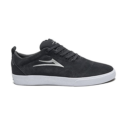 free shipping low shipping fee clearance online cheap real Lakai Bristol - Charcoal Silver Suede Shoes cheap sale 2014 H52uIn