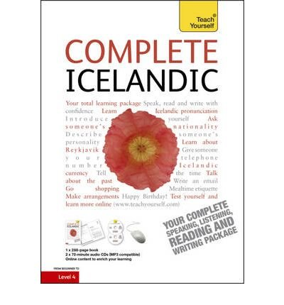 [(Complete Icelandic Beginner to Intermediate Course: (Book and Audio Support) Learn to Read, Write, Speak and Understand a New Language with Teach Yourself)] [Author: Hildur Jonsottir] published on (March, 2014) ebook