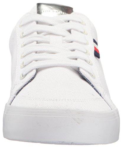 Sneaker Tommy White Women's Hilfiger Priss w6Rxnt6rU
