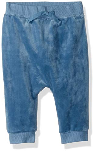 Gymboree Baby Boys Velour Pants, Blue, 18-24 Mo