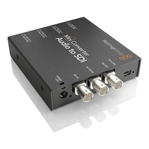 Converter Magic Audio - Blackmagic Design Mini Converter Audio to SDI CONVMCAUDS