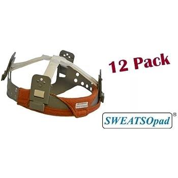 SWEATSOpad Hard Hat Sweatband - [12 Hard Hat Sweatbands Total]
