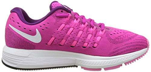 Nike Wmns Air Zoom Vomero 11, Scarpe da Trail Running Donna Rosa (Fire Pink/White/Bright Grape/Black 602)