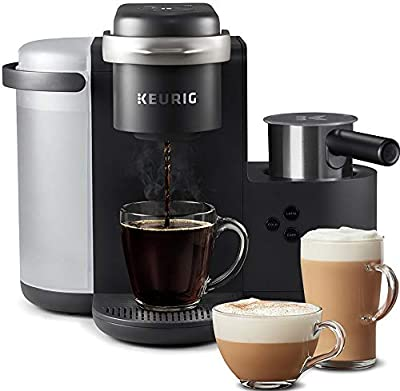 Keurig K-Cafe Single Serve K-Cup Pod Coffee by Keurig