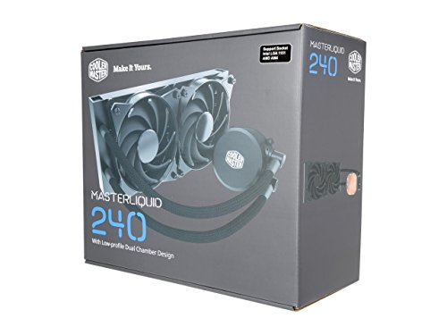 120mm radiator cooler master - 9