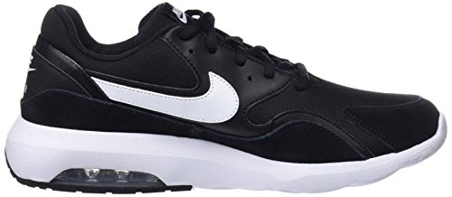 Sneakers Homme 001 Basses NIKE White Air Black Noir Max Nostalgic qwFzXzSt