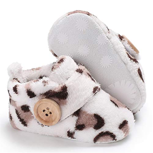 BENHERO Newborn Fleece Winter Booties