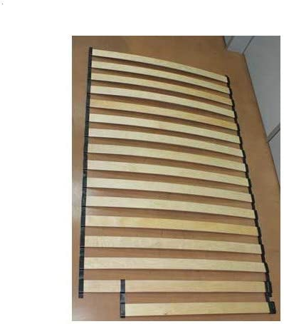 Somier enrollable con láminas 800 x 1900 mm.: Amazon.es ...