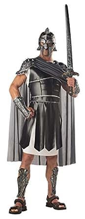 California Costumes 01612 - Disfraz De Centurión Romano Para Hombre Talla Plus 4XL - 5XL EU