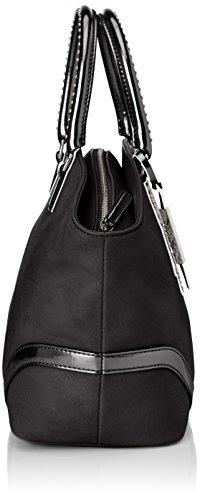 Versace E1.vhbbr3, Borsa Donna, Taglia Unica Nero (Noir (76114 899))