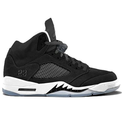 c5264018abb0ab Nike Air Jordan 5 Oreo Size 12 US 11 UK  Amazon.co.uk  Shoes   Bags