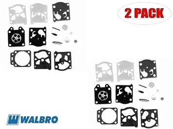 Amazon.com: Walbro k24-wat Carb Kit de reparación para Echo ...