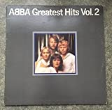 Abba, Greatest Hits Vol. 2 - Vinyl Record