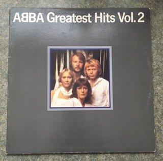 Abba, Greatest Hits Vol. 2 - Vinyl Record by Atlantic Recording
