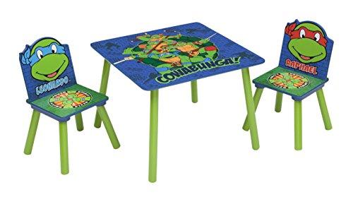 Delta Children - TT89522NT - Tortues Ninja - Table et Chaises