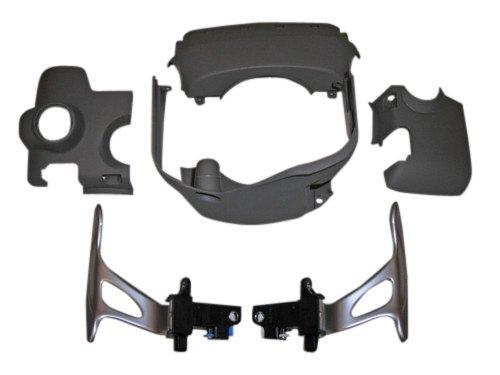 Infiniti Nissan Genuine Factory Original OEM FX35 FX50 OEM PADDLE SHIFTER KIT UPGRADE BLACK -