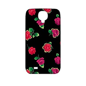 Evil-Store Charming flowers 3D Phone Case for Samsung Galaxy s4