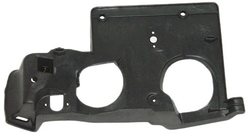 OE Replacement Chevrolet Astro/GMC Safari Driver Side Headlight Mounting Panel (Partslink Number GM1221111)