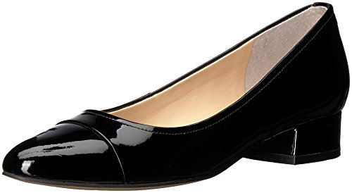 Ivanka Trump WoMen Larrie Pump Black Patent