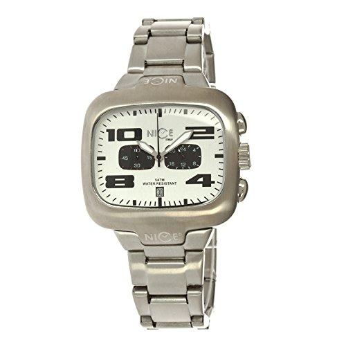 Nice Italy W1002pcb021006 Polo Bracciale Mens Watch