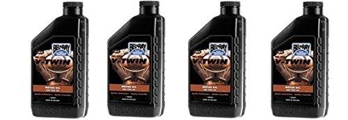 Oil Bel Ray Motor V-twin - Bel-Ray 96905-BT1 V-Twin Motor Oil 20W50 (96905-BT1) (4)