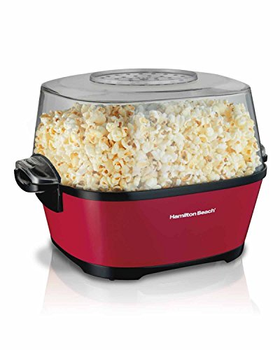 Hot Oil Popcorn Popper