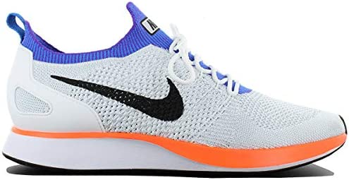 4851516be3 NIKE Air Zoom Mariah Flyknit Racer Men's Running Shoes White: Amazon.ae