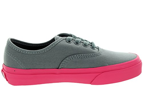 Frost Hot Sneakers Stylish for Pop Authentic Vans Colors Pink Classic and Unisex Canvas Outsole Prints in Fashionable Kids Gray Designs UEUwaz