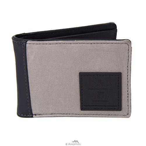 Field & Stream Huntington Front Pocket Slimfold - Grey