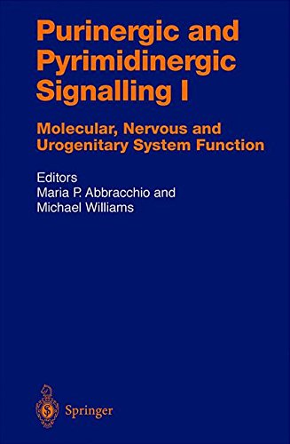 Purinergic and pyrimidinergic signalling - Part 1 : Molecular, nervous and urogenitary system function.