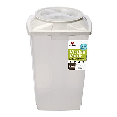Vittles Vault II Pet Food Container by GAMMA PLASTIC