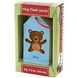 Mudpuppy My Frist Words Ring Flash Cards