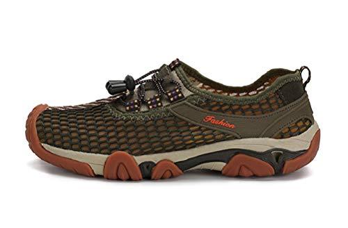 de Course à air Talon Résistant Sport Chaussures Mâle en l'usure Antidérapant Maille Plein xie de Chaussures 004 Loisirs Plat wqHtxT
